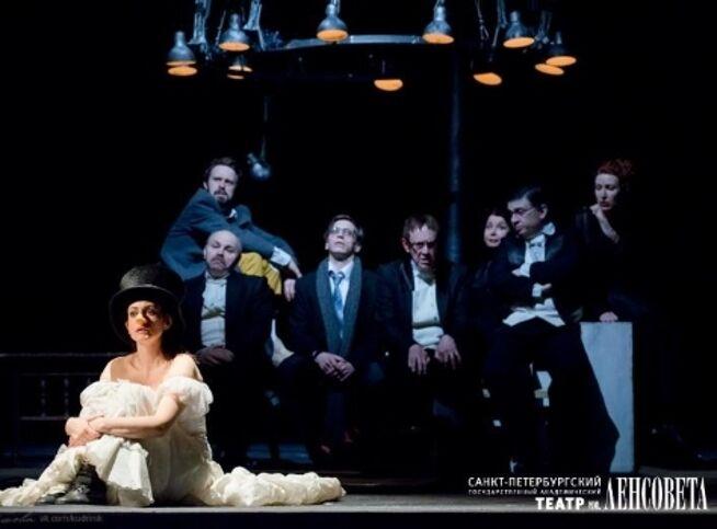 Город. Женитьба. Гоголь в Санкт-Петербурге, 11 декабря 2020 г., Театр Им. Ленсовета