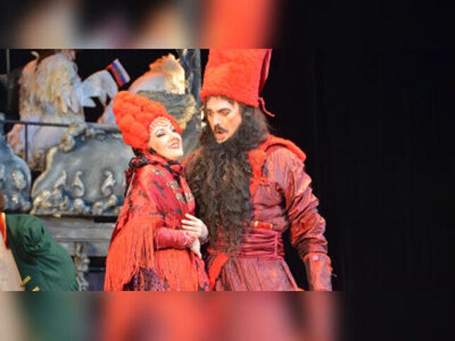 Петр I, или Невероятные приключения русского царя в Санкт-Петербурге, 21 октября 2020 г., Санктъ-Петербургъ Опера