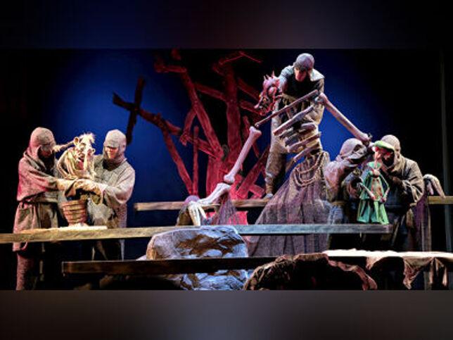 Царевна-лягушка в Москве, 24 января 2021 г., Московский Театр Кукол