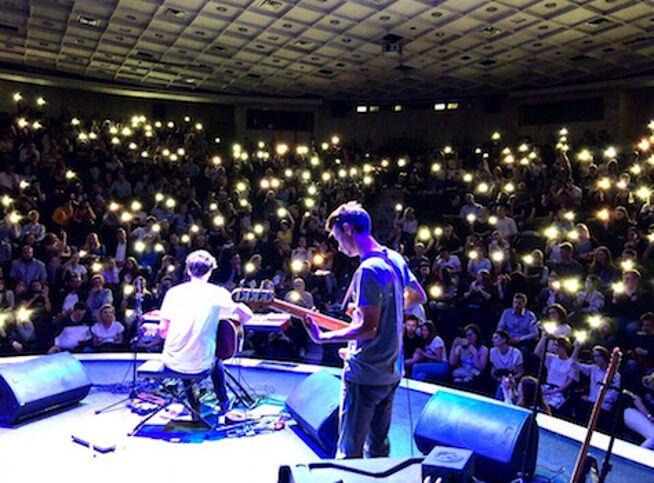 The Retuses. Самый большой концерт в Москве, 25 октября 2020 г., Главclub Green Concert