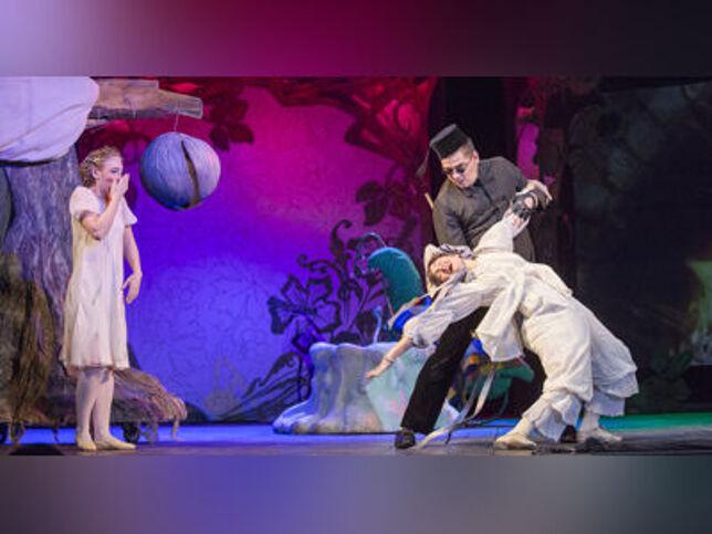 Дюймовочка в Москве, 11 октября 2020 г., Московский Областной Театр Юного Зрителя Царицыно