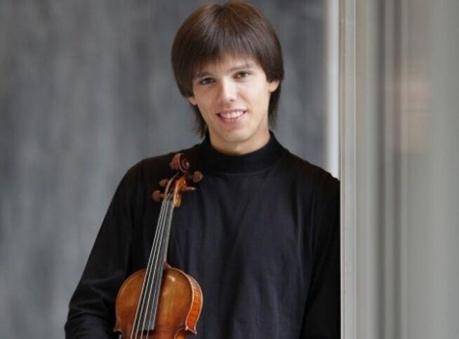 Концерт Аб.1 Сергей Догадин, скрипка (Санкт-Петербург) в Новосибирск, 13 марта 2021 г., Государственный Концертный Зал Им. А.М. Каца