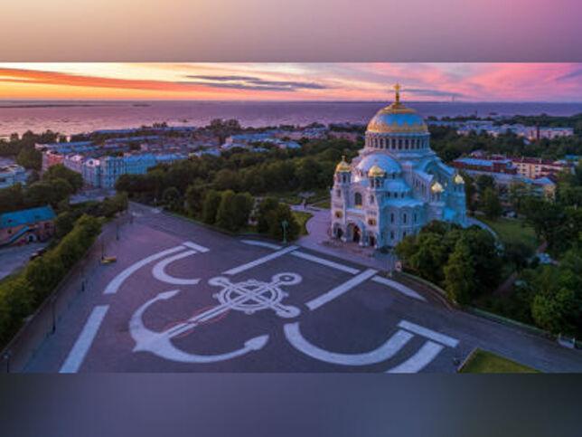 Кронштадт + Форт Константин в Санкт-Петербурге, 27 ноября 2020 г., Троицкий