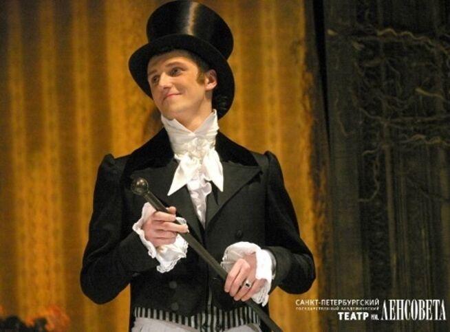 Ревизор в Санкт-Петербурге, 26 января 2021 г., Театр Им. Ленсовета