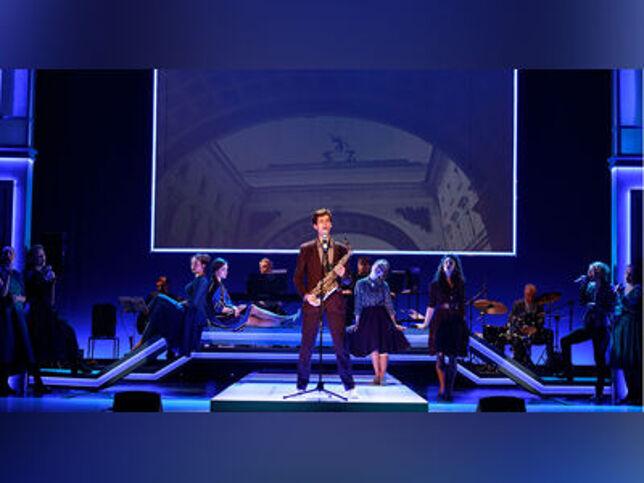 Я вернулся в мой город… в Санкт-Петербурге, 31 декабря 2020 г., Театр Им. В.Ф. Комиссаржевской