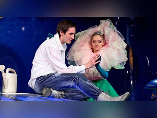 Путешествия маленького принца в Москве, 13 сентября 2020 г., Московский Драматический Театр Модернъ