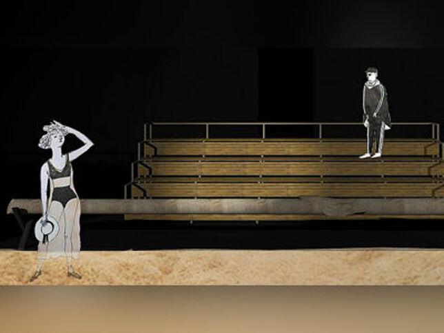 Дачники в Москве, 10 октября 2020 г., Театр Им. М. Н. Ермоловой