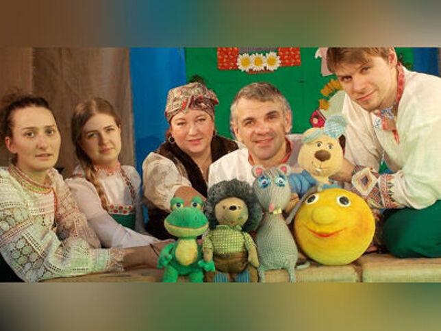 Мышка-норушка, Колобок и теремок в Москве, 6 декабря 2020 г., Арт-Салон Москонцерта