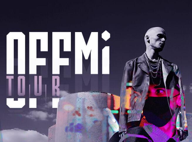 Концерт Offmi в Москве, 9 октября 2020 г., Crystall Hall