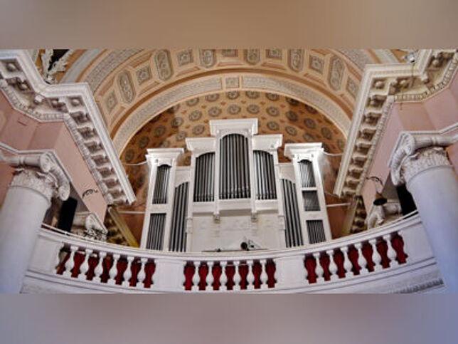 Концерт органной и ансамблевой музыки для трубы и органа. Песнь радости и печали в Санкт-Петербурге, 25 октября 2020 г., Храм Святого Станислава