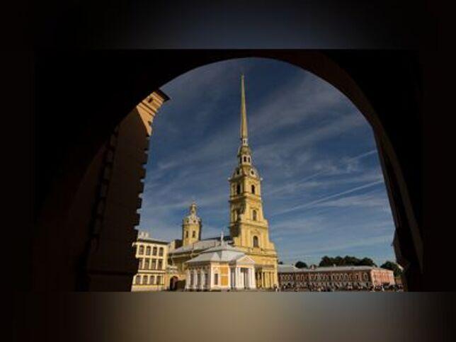 Большая обзорная+ Петропавловская крепость в Санкт-Петербурге, 23 ноября 2020 г., Троицкий