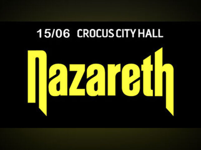 Концерт Nazareth в Москве, 15 июня 2021 г., Крокус Сити Холл