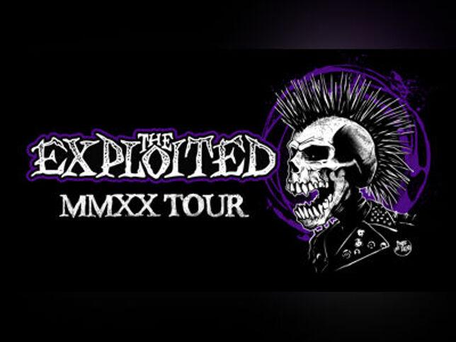 Концерт The Exploited. MMXX tour в Санкт-Петербурге, 26 марта 2021 г., Клуб Космонавт
