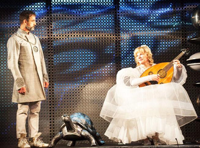 Фальстаф и Принц Уэльский в Москве, 29 октября 2020 г., Театр Ленком