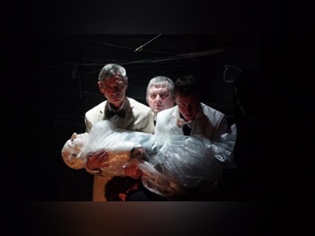 Много шума из ничего в Санкт-Петербурге, 18 декабря 2020 г., Театр Суббота