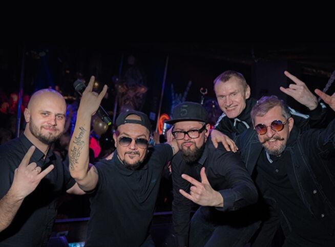 Концерт Трубецкой. День рождения группы. в Москве, 1 октября 2020 г., Главclub Green Concert