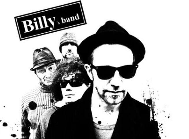 Концерт Billy's Band в Москве, 29 августа 2020 г., Клуб Союз Композиторов