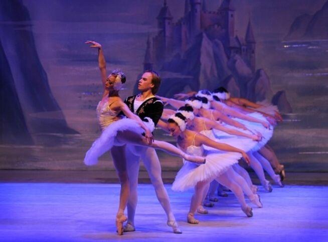Лебединое озеро. Корона русского балета в Москве, 26 марта 2021 г., Московский Международный Дом Музыки