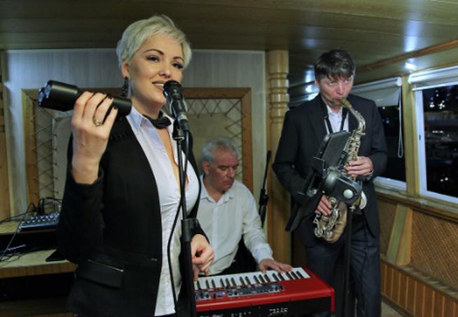 Концерт Джазовый теплоход в Москве, 25 сентября 2020 г., Причал Устьинский Мост