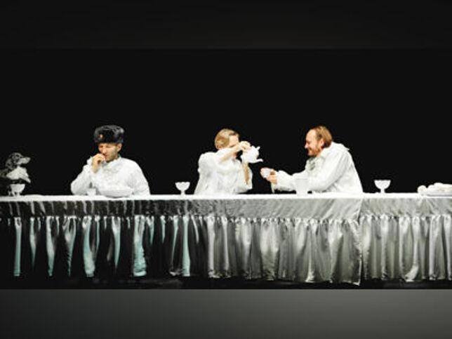 Ганди молчал по субботам в Москве, 15 ноября 2020 г., Школа Современной Пьесы