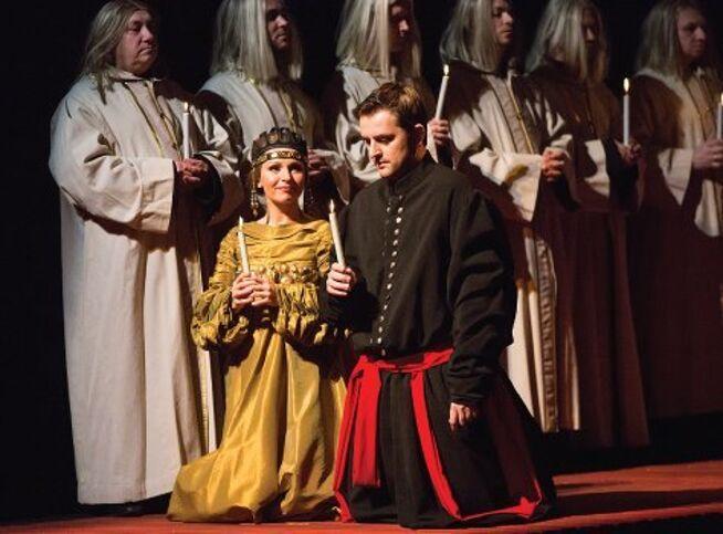 Царская невеста в Москве, 25 сентября 2020 г., Театр «Новая Опера»