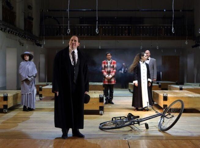 Вишневый сад в Москве, 17 сентября 2020 г., Театр Школа Драматического Искусства