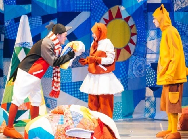 Первый новый год в Екатеринбурге, 25 декабря 2020 г., Камерный Музыкальный Театр «Живой Театр»