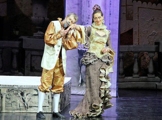 Женитьба Дон Жуана в Москве, 3 октября 2020 г., Театр Мимики И Жеста