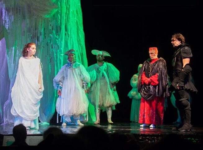 Королевские игры в Москве, 30 октября 2020 г., Театр Ленком