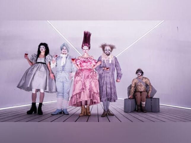 Lё Тартюф. Комедия в Москве, 23 декабря 2020 г., Театр На Таганке