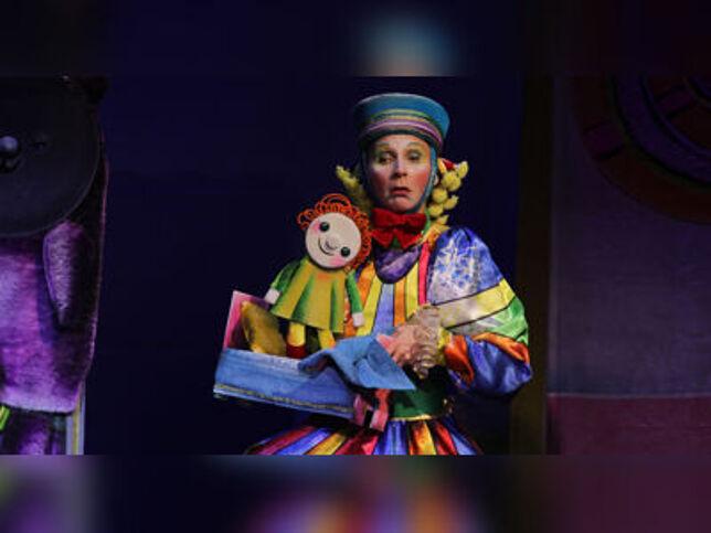 Люшины сказки в Санкт-Петербурге, 28 ноября 2020 г., Кукольный Театр Сказки