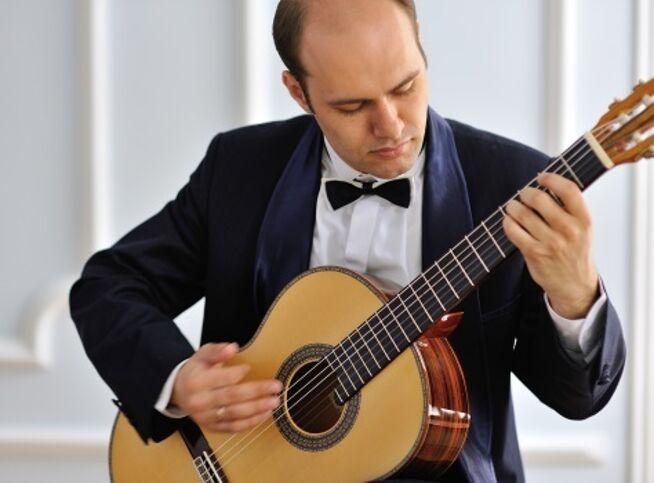 Концерт Ровшана Мамедкулиев, гитара (Москва) в Новосибирск, 14 апреля 2021 г., Новосибирская Государственная Филармония