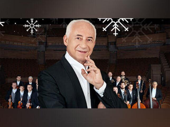 Рождественский концерт Владимира Спивакова в Москве, 24 декабря 2020 г., Московский Международный Дом Музыки