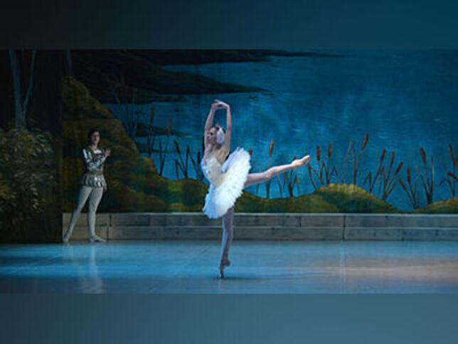 Лебединое озеро в Москве, 18 октября 2020 г., Детский Музыкальный Театр Имени Натальи Сац