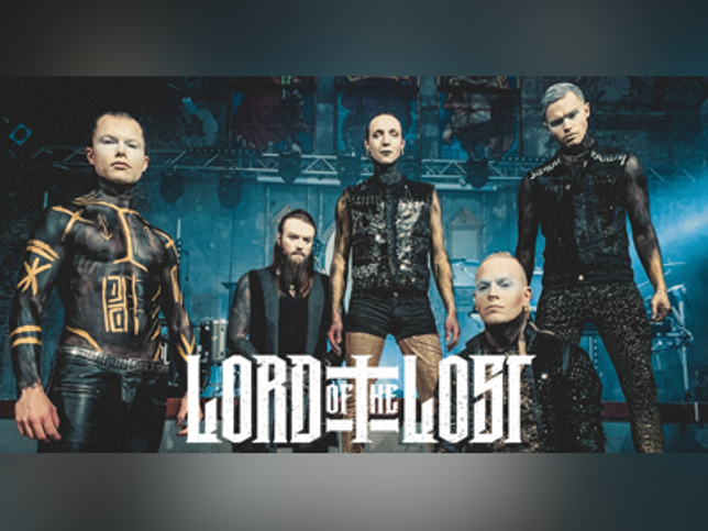 Концерт Lord of the Lost в Санкт-Петербурге, 31 октября 2020 г., Akakao Live Music Club