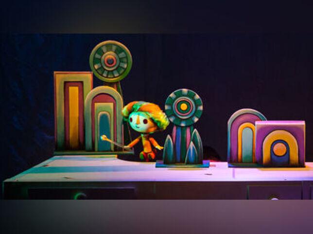 Маленький Мук в Санкт-Петербурге, 22 октября 2020 г., Кукольный Театр Сказки