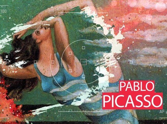 Пабло Пикассо. Желание, пойманное за хвост в Москве, 1 февраля 2021 г., Multimedia Gallery Kvadrats