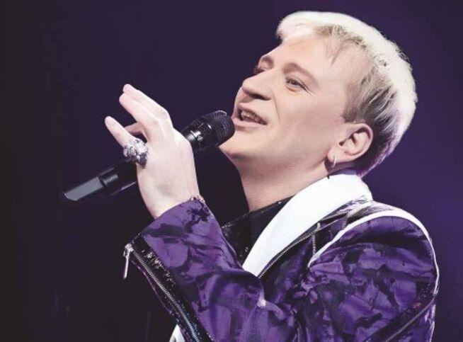 Концерт Сергея Пенкина. Просто... в Москве, 28 ноября 2020 г., Конькобежный Центр Коломна
