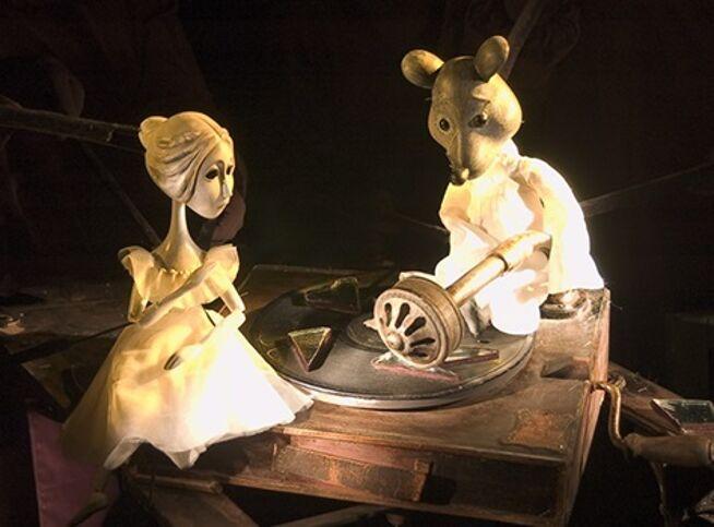 Солнечный луч в Москве, 11 октября 2020 г., Московский Областной Государственный Театр Кукол