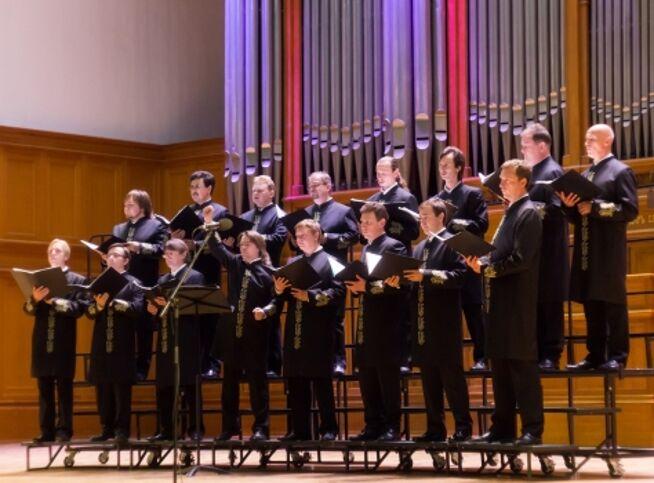 Концерт Хор Валаамского монастыря — Есенин в Санкт-Петербурге, 31 октября 2020 г., Концертный Зал У Финляндского
