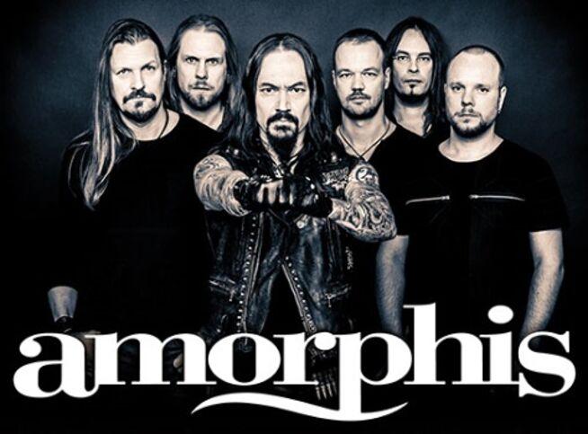 Концерт Amorphis в Москве, 27 августа 2021 г., Главclub
