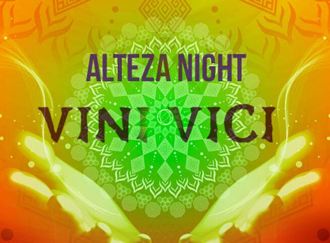 Концерт Alteza Night: Vini Vici, Ghost Rider, Animato в Москве, 15 ноября 2020 г., 1930 Moscow