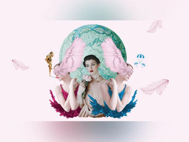 Матрёшки на округлости земли в Москве, 30 октября 2020 г., Московский Драматический Театр Модернъ