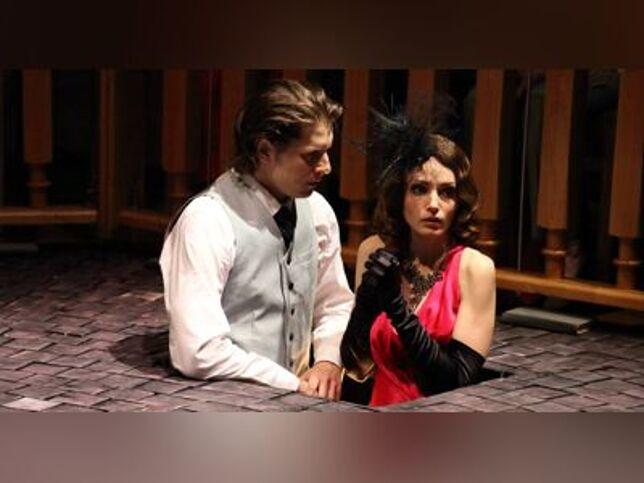 Безымянная звезда в Москве, 14 октября 2020 г., Театр Школа Драматического Искусства