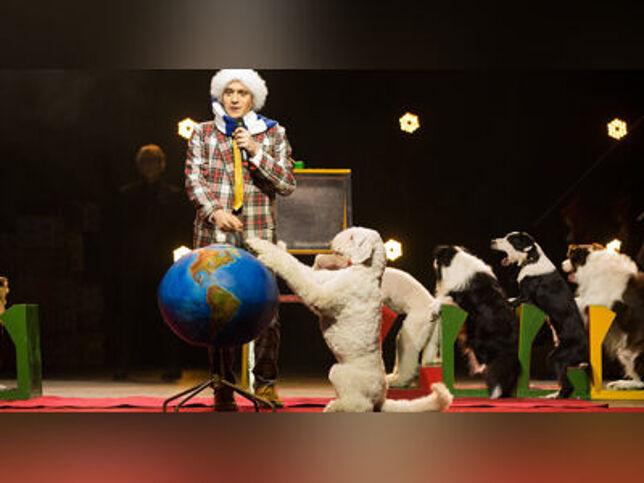 Щелкунчик. Приключения новогодних игрушек в Москве, 31 декабря 2020 г., Кц Вдохновение