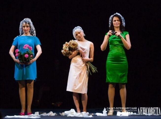 Три сестры в Санкт-Петербурге, 14 ноября 2020 г., Театр Им. Ленсовета