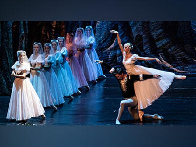 Концерт Жизель в Сочи, 24 ноября 2020 г., Зимний Театр