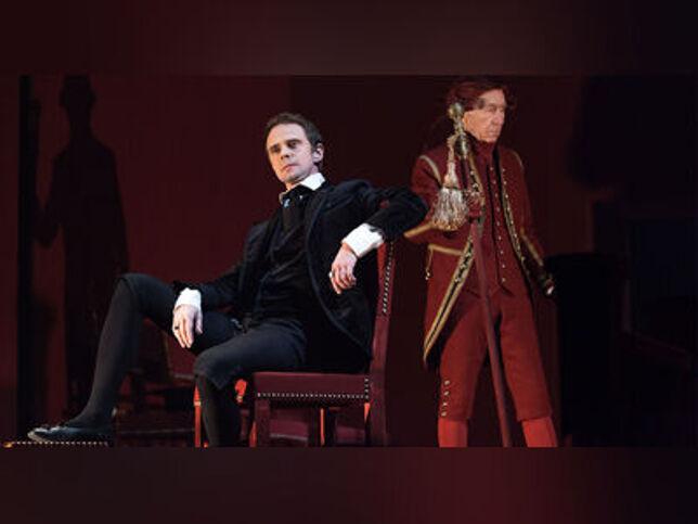 Мизантроп в Санкт-Петербурге, 2 декабря 2020 г., Театр Им. В.Ф. Комиссаржевской