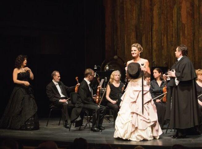 Концерт Иоганн Штраус, король вальсов в Москве, 18 октября 2020 г., Театр «Новая Опера»