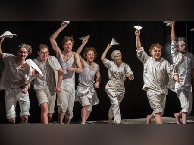Тимур и его команда в Москве, 31 октября 2020 г., Театр Мост